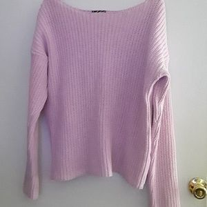 Lord and Taylor knit sweater
